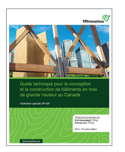 Guide technique construction bois Canada